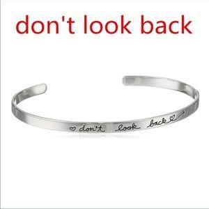 Jewelry - Don't look back bracelet